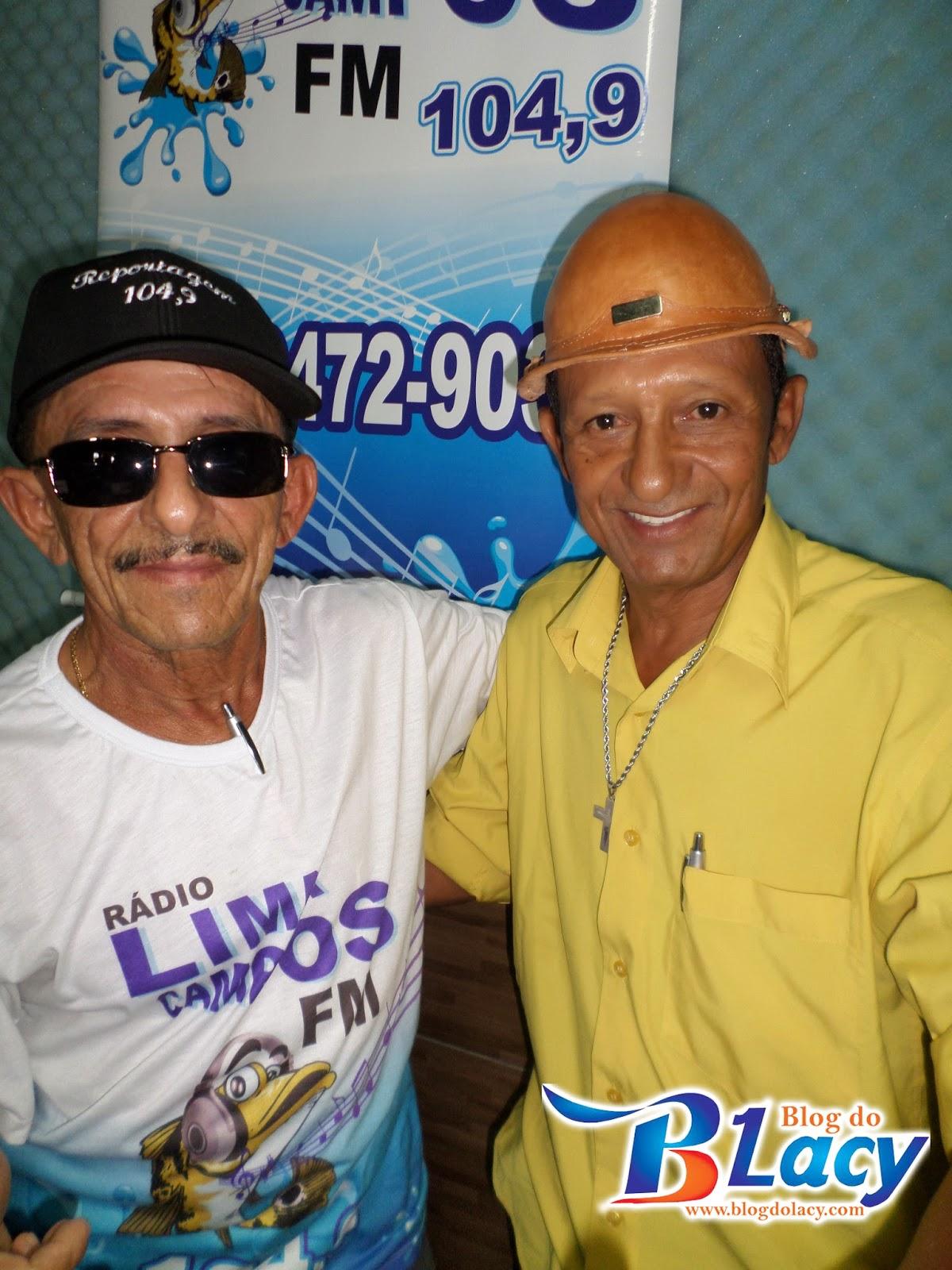 """PROGRAMA """"BREGÃO DO DEUZIM"""" LIMA CAMPOS FM 104,9"""