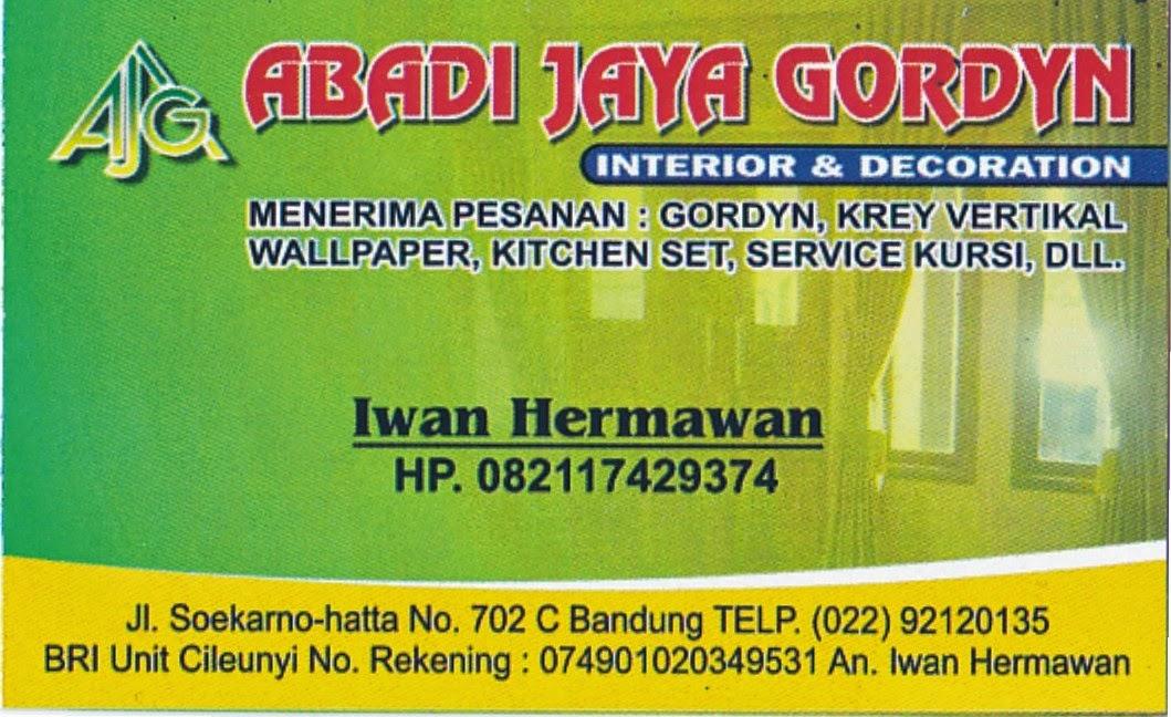 ABADI JAYA GORDYN
