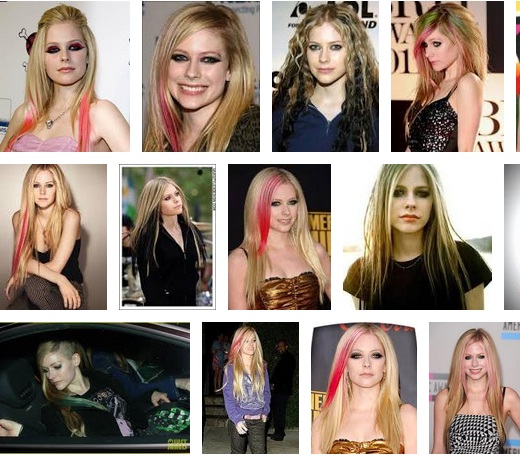 Best Ever Avril Lavigne Haircut and Hairstyle , Avril lavigne hairstyle 2012,2013
