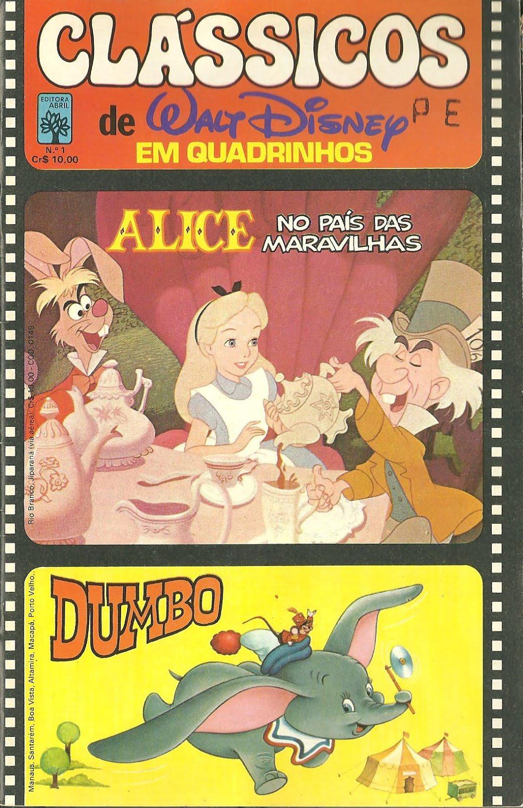 Walt Disney Classicos