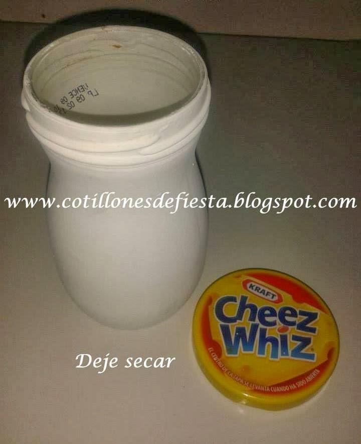 Club venezuela artesanal: reciclaje de frascos, potes y cajas