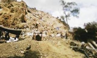 tambang emas poboya