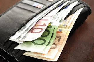 euro, portmoneu, wallet, money, savings,
