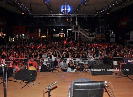 momentos concierto de el torito en santana 27 bilbao 2011