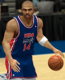 Download NBA 2K13 Patch Charles Barkley Face Update
