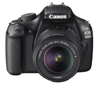 Harga Kamera Canon 1100D Kit Mei 2013 Spesifikasi Lengkap