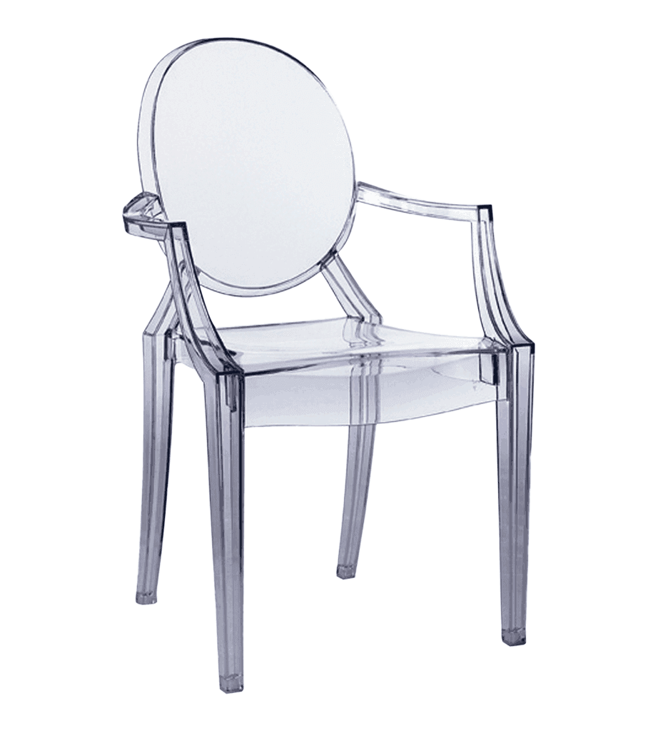 Rachel falzon 39 s blog philippe starck a french interior - Chaise polycarbonate transparent ...
