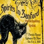 Spirits in Sanford Facebook Page<br>October 4th and 5th