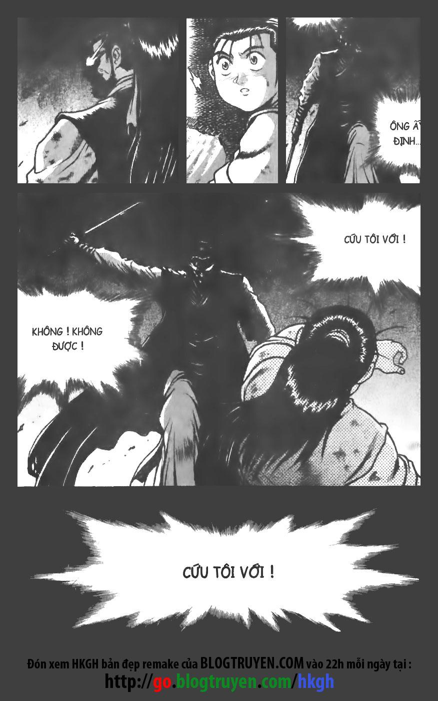 Hiệp Khách Giang Hồ - Hiệp Khách Giang Hồ Chap 159 - Pic 9