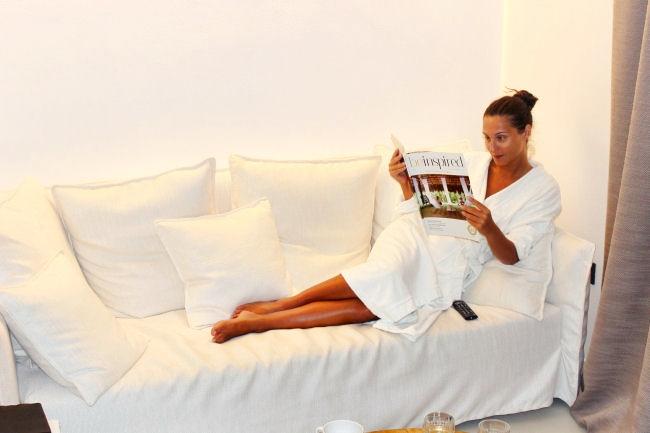 Liostasi suite sharing pool (room 56) at Liostasi hotel & spa (Ios, Greece). Best hotels in Ios. Honeymoon hotels in Greece. Luxury hotels in Ios.