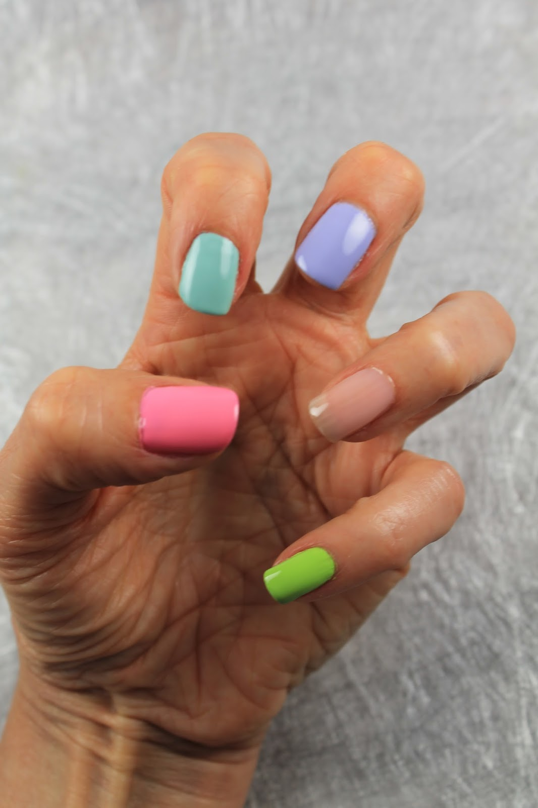 Shine Beauty Beacon: Easter Basket Nail Colors: Transform Your Tips ...