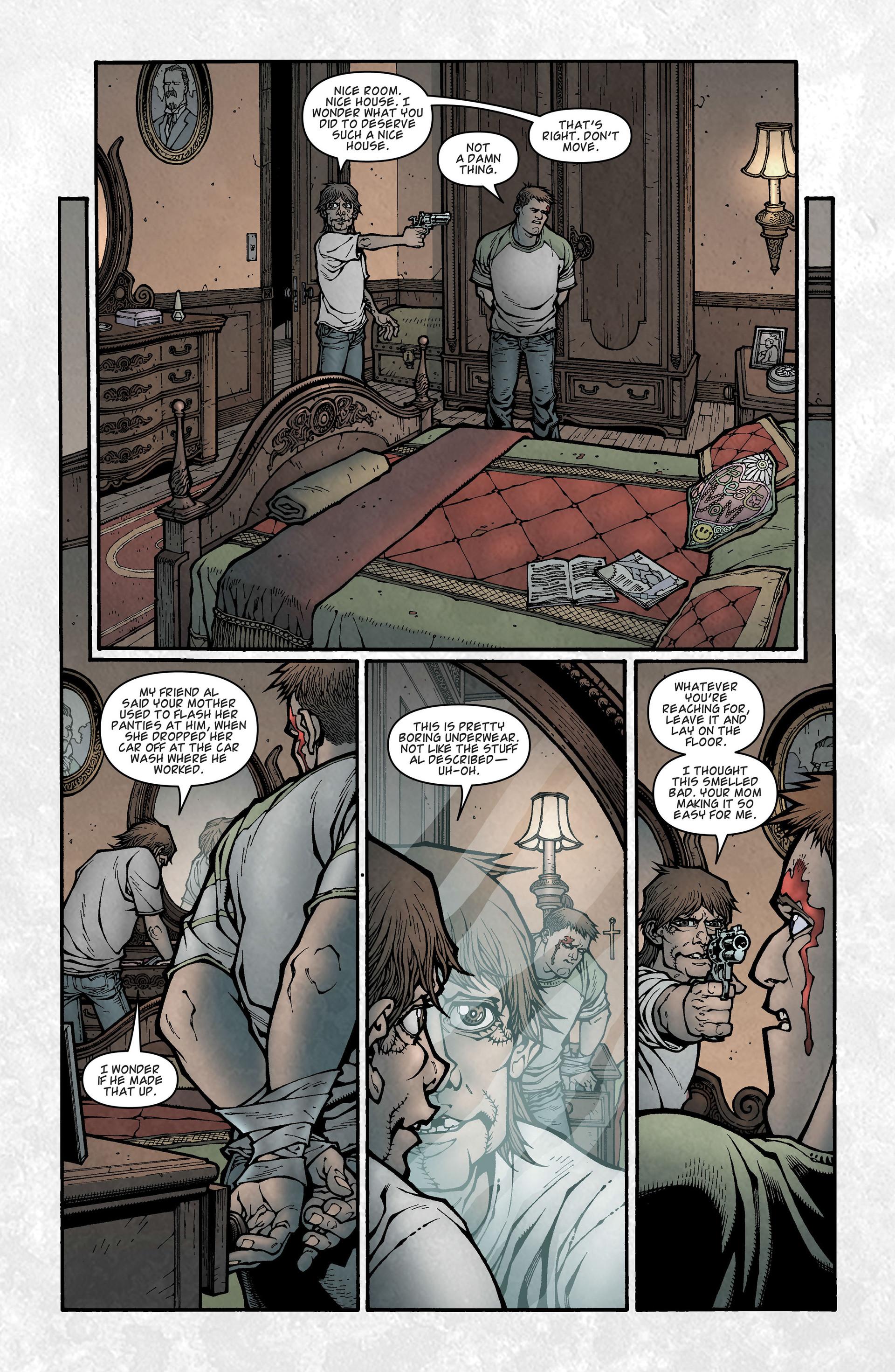Locke & Key (2008) Issue #6 #6 - English 12