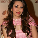 Karishma Kapoor Looks Drop Dead Gorgeous In Pink Dress At The Launch Of California Almonds