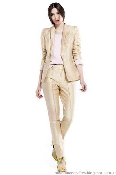 Chocolate 2013 moda ropa de mujer.
