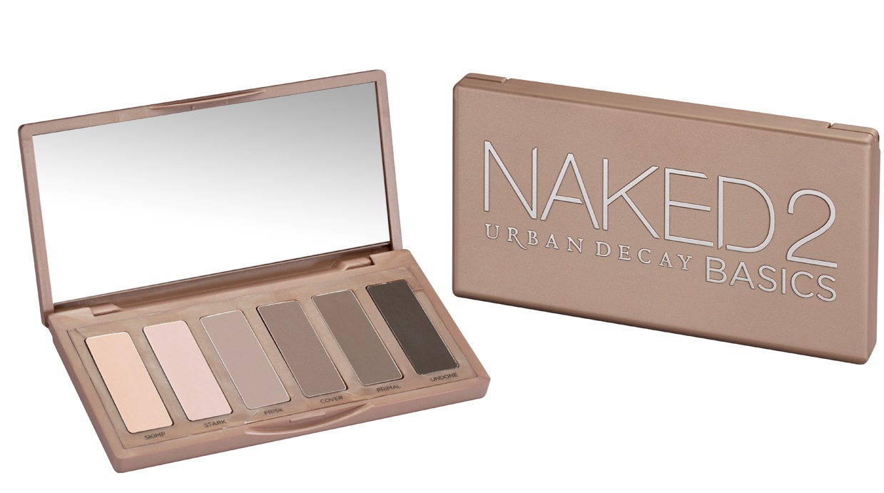 Urban Decay Naked 2 Basics ab Oktober in Deutschland