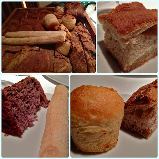 El Celler de Can Roca - Girona, Spain - Bread