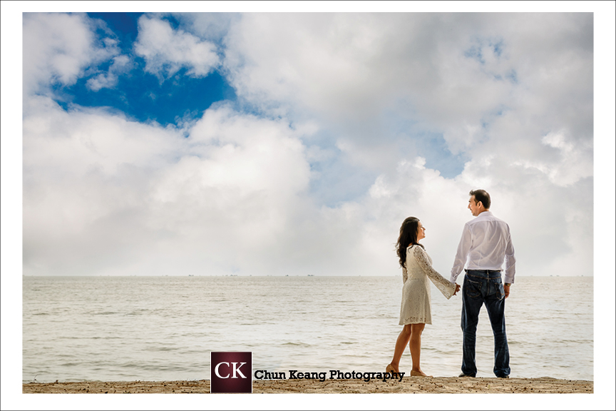 Suffolk house garden four point by sheraton penang wedding photographer penang beach wedding