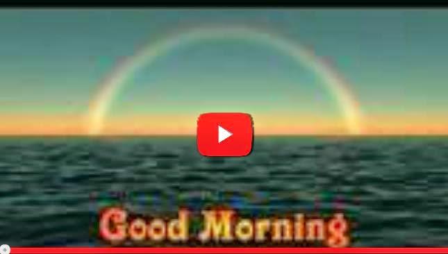 frasi buongiorno video