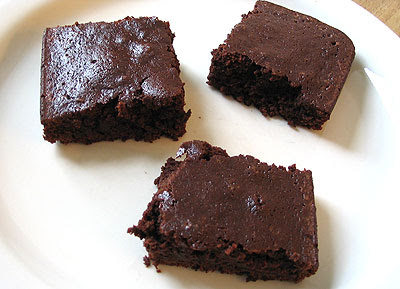 Quick and Easy Fudgy Brownies