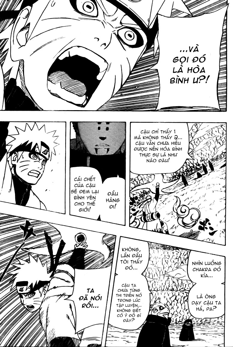 Naruto chap 432 Trang 4 - Mangak.info