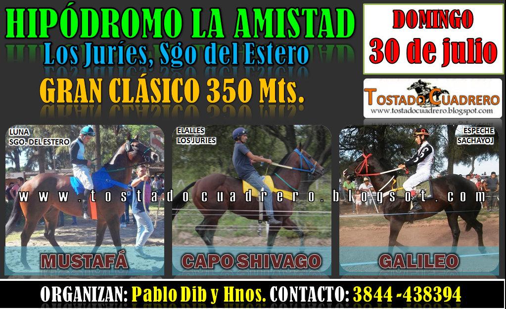 JURIES CLASICO 350