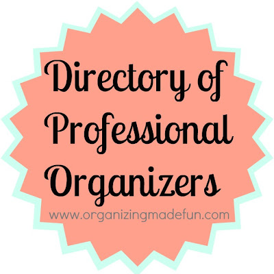 Directory of Professional Organizers in YOUR area :: OrganizingMadeFun.com