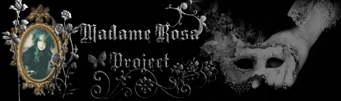 †Madame Rosa Project Blog