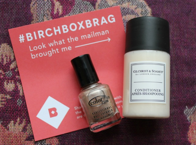 Birchbox Mystery Sample Pack (free with $35+ order)  - $10.00