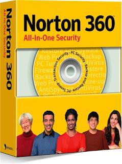 PRODUKTNYCKEL NORTON 360 GRATIS