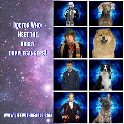 Doctor Who is back! Meet his doggy dopplegangers