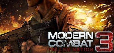 modern combat 3