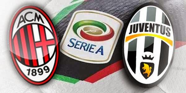 MILAN JUVENTUS Streaming Rojadirecta: Diretta Calcio Gratis Formazioni Statistiche Orario TV e Ultime Notizie