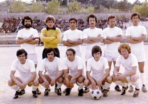 Ο ΡΗΓΑΣ ΣΤΗΝ Β' ΕΘΝΙΚΗ 1975-1976