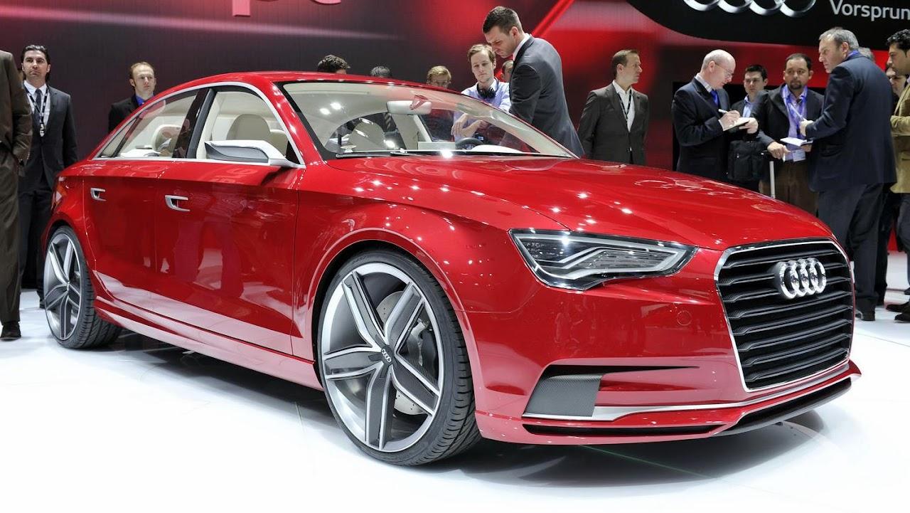 Yeni Audi A3 Sedan 2013 sonunda geliyor...