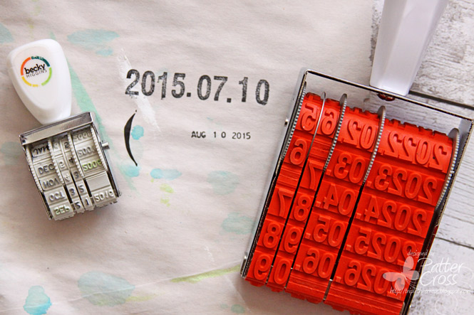 ... Stamps > Custom Stamps > Date Stamps > 40mm x 40mm Self Inking Date