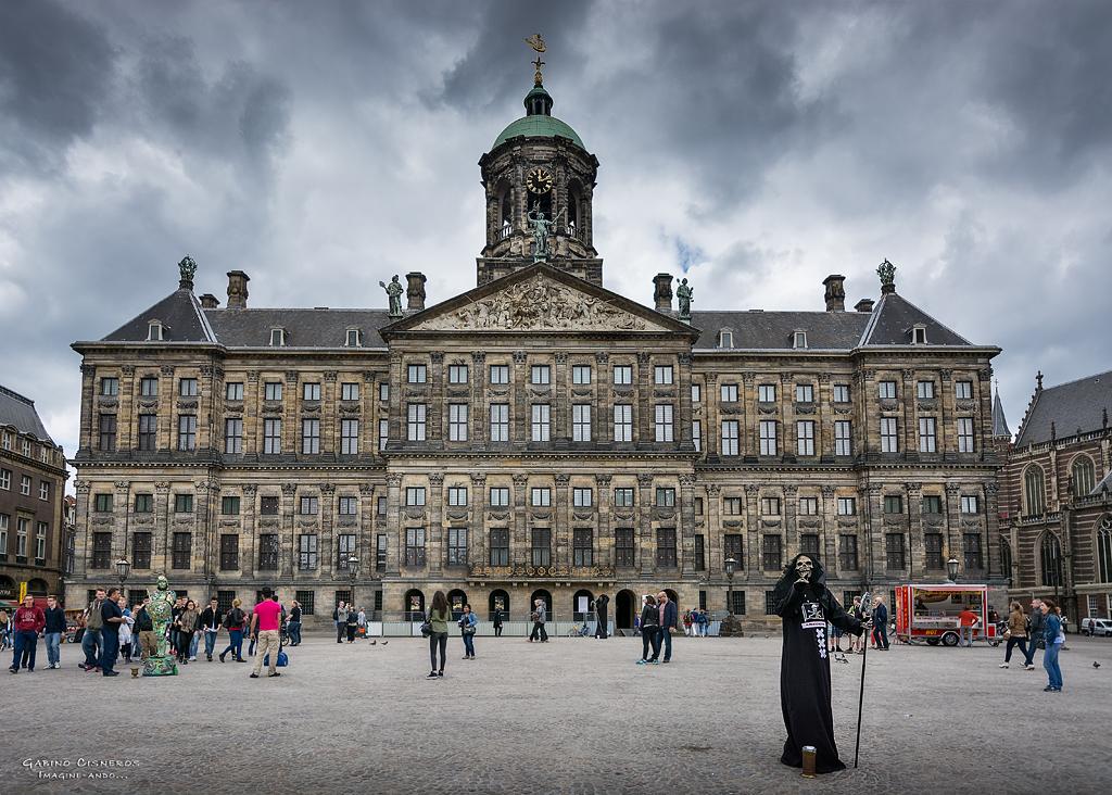 Gabino cisneros imagine ando viajando por holanda for B b ad amsterdam centro