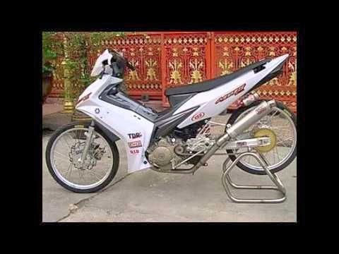 Tampilan Modifikasi Motor Drag Jupiter MX 2014