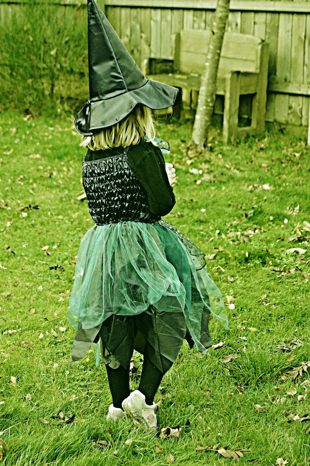 Asda Witch Costume