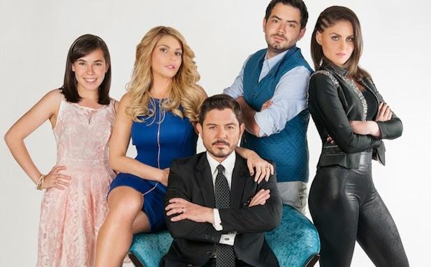 Amores con trampa(televisa-2015) Velasco