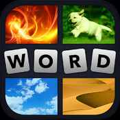 4 Pics 1 Word Word Games iphone applications