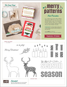 Merry Patterns Host Promotion!