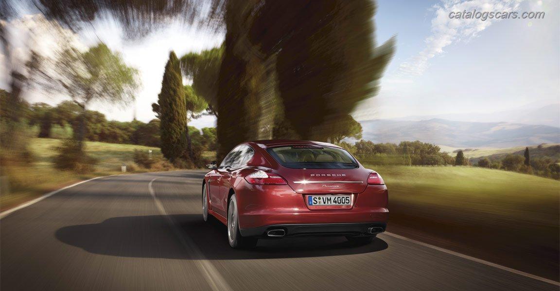 صور سيارة بورش باناميرا 2013 - اجمل خلفيات صور عربية بورش باناميرا 2013 - Porsche Panamera Photos Porsche-Panamera_2012_800x600_wallpaper_09.jpg