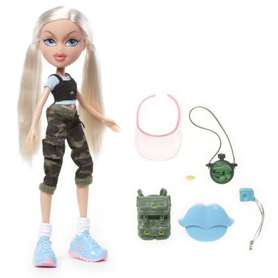 TOYS : JUGUETES - BRATZ #FierceFitness  Cloe | Muñeca - Doll Producto Oficial 2015 | MGA 538165 | A partir de 5 años Comprar Amazon España & buy Amazon USA
