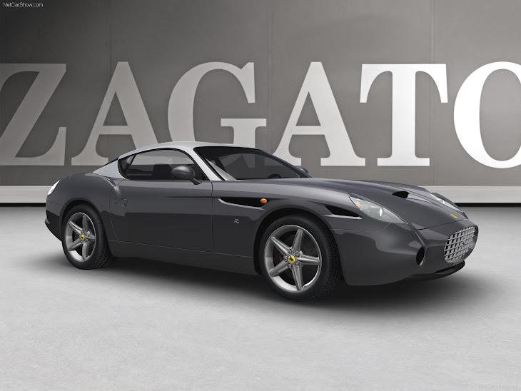 Ferrari Zagato