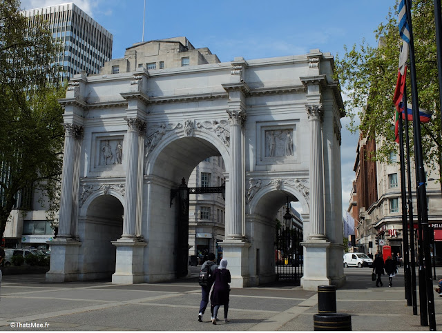 Londres Marbe Arch