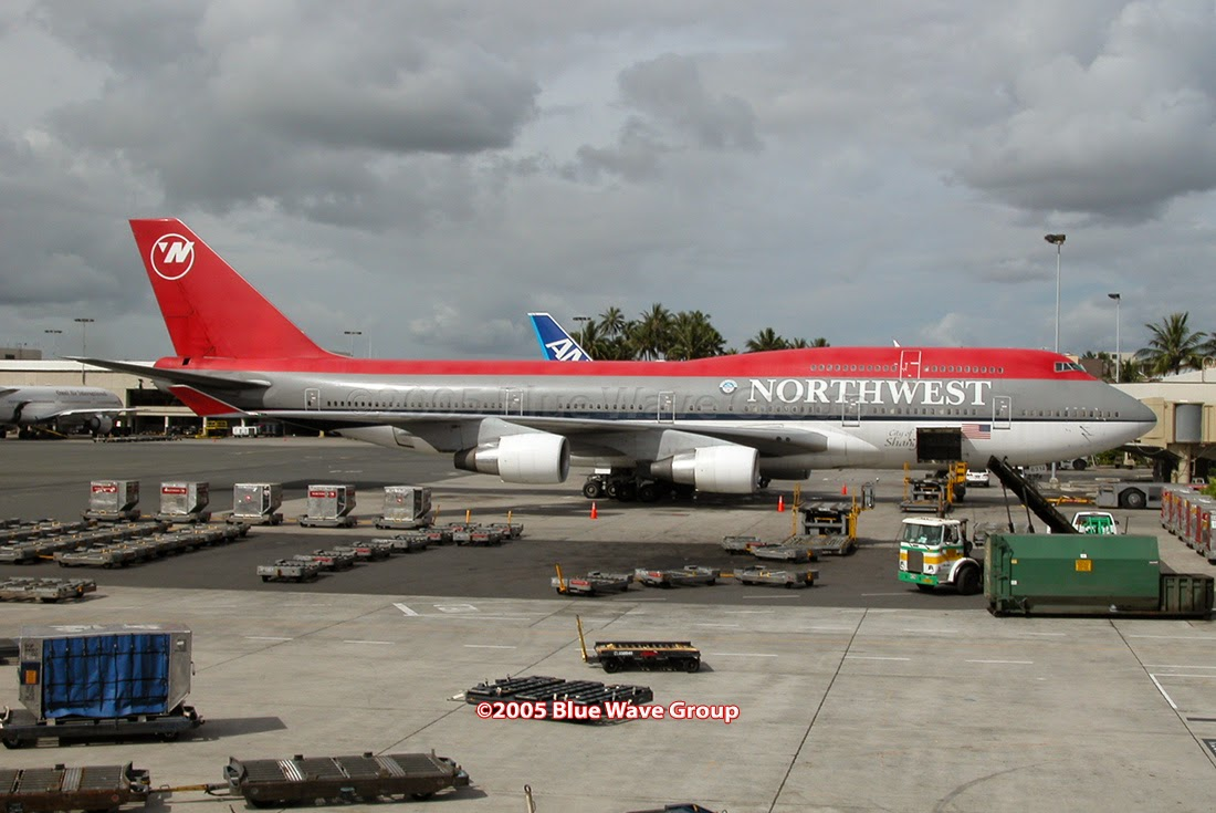 Hnl rarebirds northwest 39 s n674us for Northwest classic