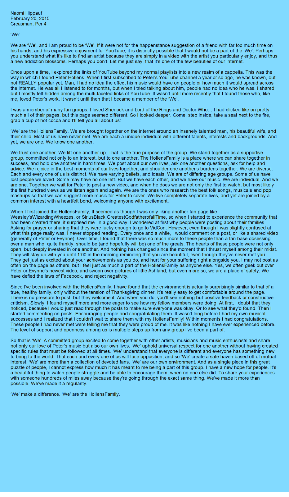 interesting story essay spm