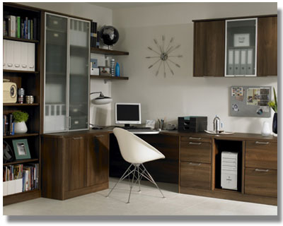 Study table designs an interior design Home study furniture design