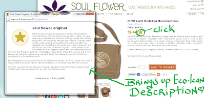 ecoicondescriptionpullup - How to Use Soul Flower's New Eco Icons