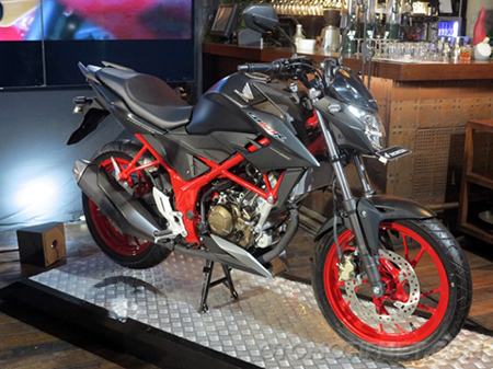 Galeri Foto Honda CB150R Special Edition 4